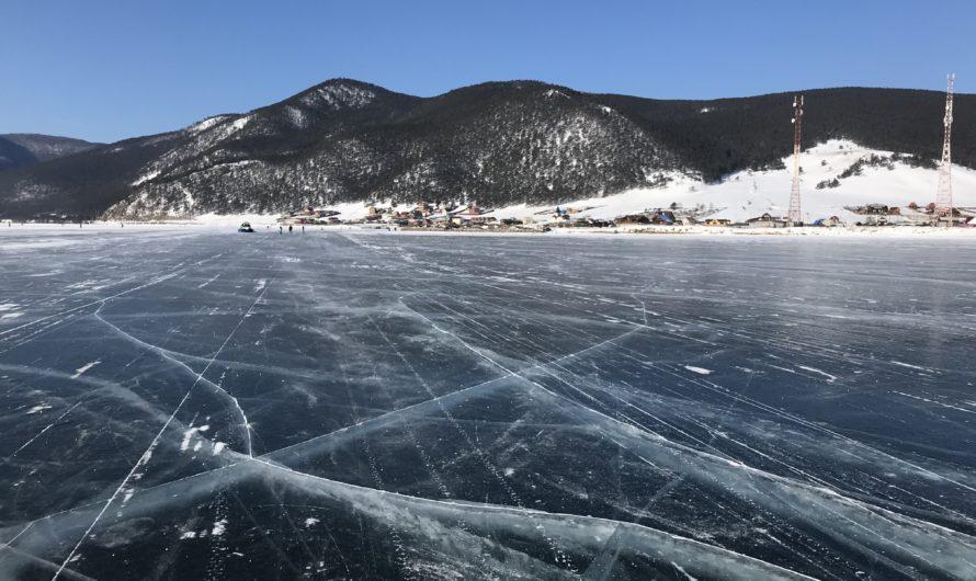 Druhá etapa na Bajkalu – konečně led na bruslení