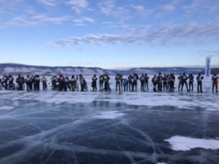 Bajkalský etapový závod Ice Storm