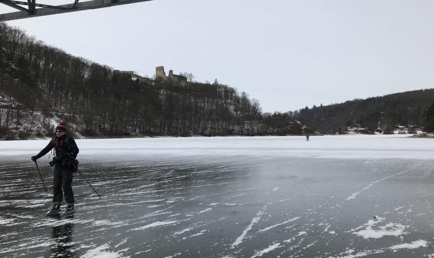 Kladivo na oblevu: Vranovská přehrada